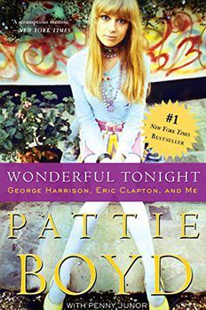 Wonderful Tonight book cover
