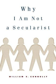 Why I Am Not a Secularist book cover