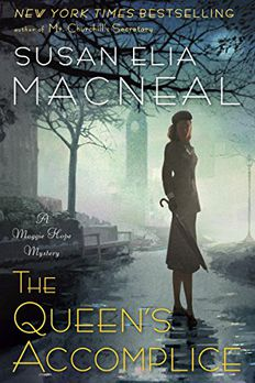 The Queen's Accomplice book cover