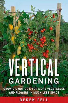 Vertical Gardening book cover