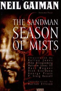 The Sandman; vol. 4 book cover