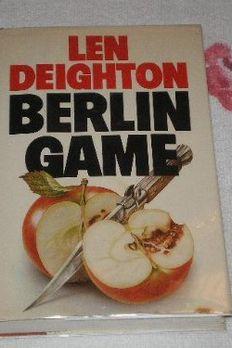Berlin Game book cover