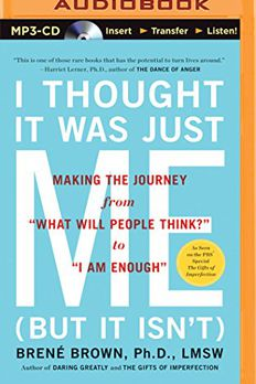 I Thought It Was Just Me book cover
