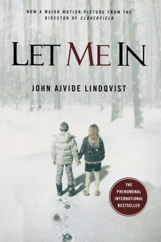 Let Me In book cover