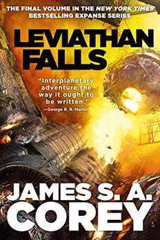Leviathan Falls book cover
