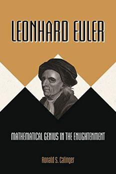 Leonhard Euler book cover
