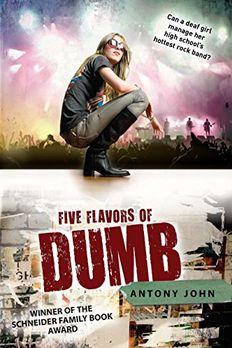 Five Flavors of Dumb book cover