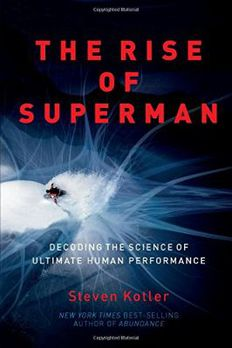 The Rise of Superman book cover