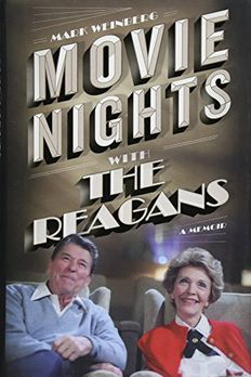 Movie Nights with the Reagans book cover