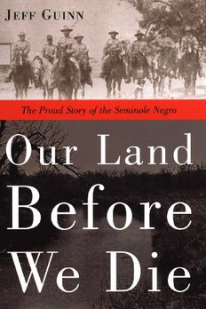 Our Land Before We Die book cover
