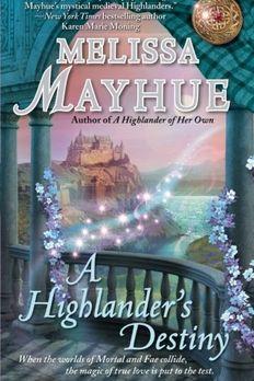 A Highlander's Destiny book cover