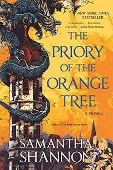 The Priory of the Orange Tree book cover