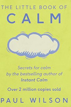 The Little Book Of Calm book cover