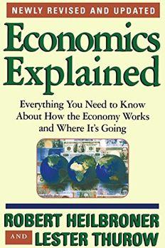 Economics Explained book cover
