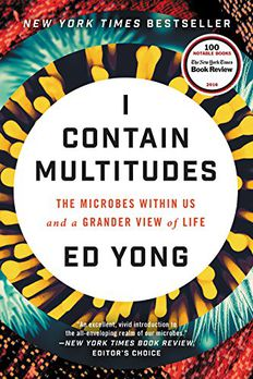 I Contain Multitudes book cover