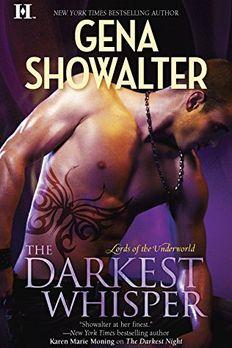 The Darkest Whisper book cover