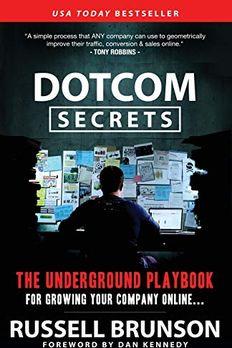 DotCom Secrets book cover