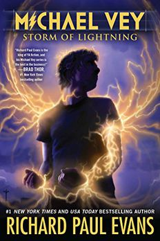 Storm of Lightning book cover