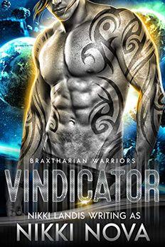 Vindicator book cover