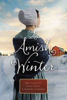 An Amish Winter book cover