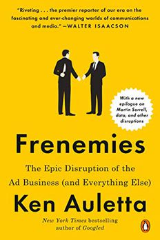Frenemies book cover