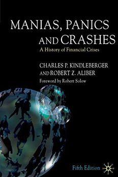 Manias, Panics and Crashes book cover