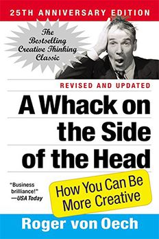 A Whack on the Side of the Head book cover