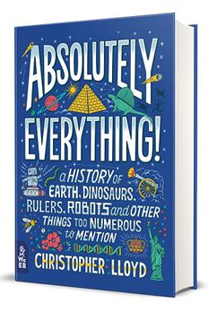 Absolutely Everything! book cover