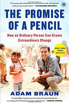 The Promise of a Pencil book cover
