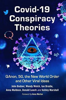 COVID-19 Conspiracy Theories book cover