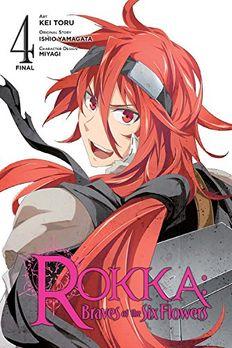 Rokka book cover