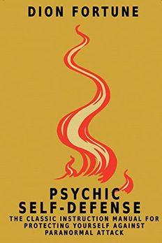Psychic Self-Defense book cover