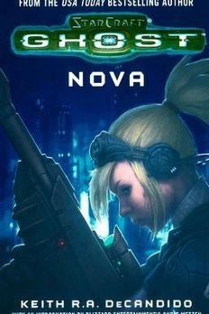 Nova book cover