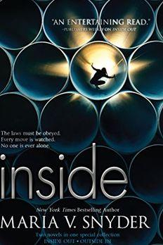 Inside book cover