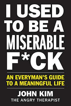 I Used to Be a Miserable F*ck book cover