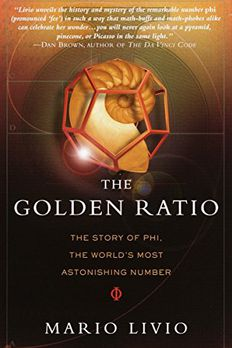 The Golden Ratio book cover