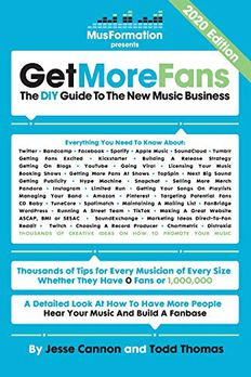 Get More Fans book cover