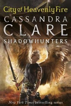 The Mortal Instruments 6 book cover