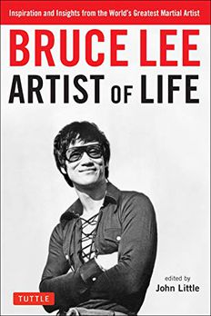 Bruce Lee Artist of Life book cover