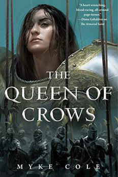 The Queen of Crows book cover