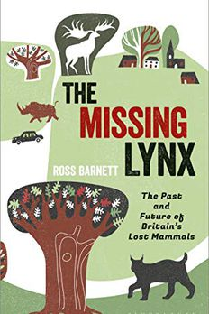 The Missing Lynx book cover
