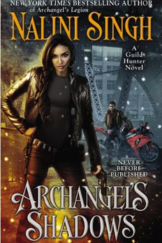 Archangel's Shadows book cover