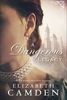 A Dangerous Legacy book cover