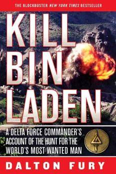 Kill Bin Laden book cover