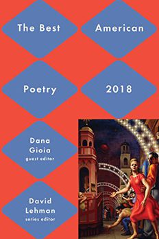 Best American Poetry 2018 book cover