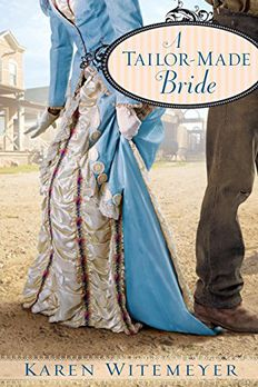 A Tailor-Made Bride book cover