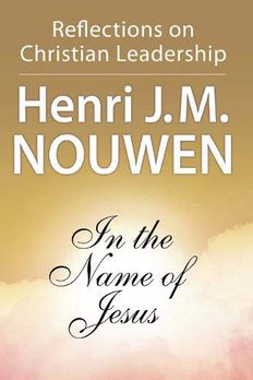 In the Name of Jesus book cover
