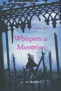 Whispers at Moonrise book cover