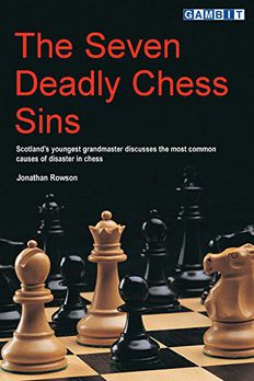 The Seven Deadly Chess Sins book cover
