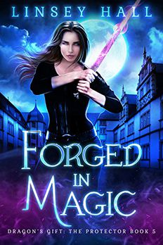 Forged in Magic book cover